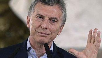 Macri convoca a un amplio acuerdo nacional para crear empleo y reducir la pobreza