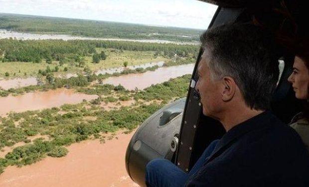 Macri recorrerá zonas afectadas por inundaciones en Tucumán