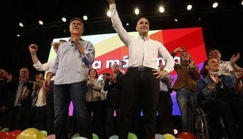 Larreta deberá disputar el ballottage con Lousteau