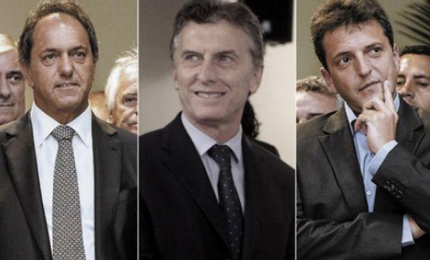 Macri dijo que van a sobrar dólares en el país por su triunfo