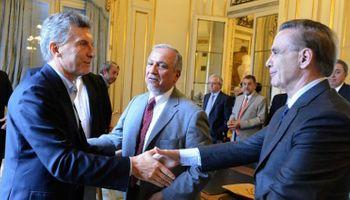Pichetto será compañero de fórmula de Macri