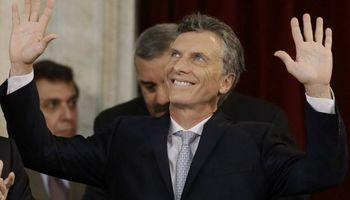 Macri juró como presidente: llamó a la unidad nacional