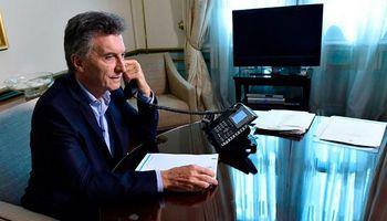 El mensaje de Macri a los productores ganaderos