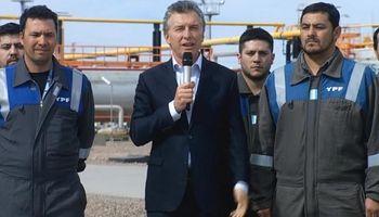 Macri destacó el regreso del aceite de soja argentino a China