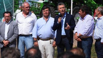 En qué está el plan de conectividad rural que Macri anunció en Expoagro