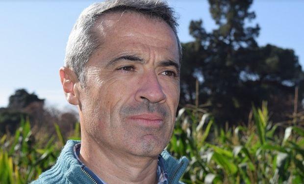 Gustavo Maddonni, Doctor en Ciencias Agropecuarias.