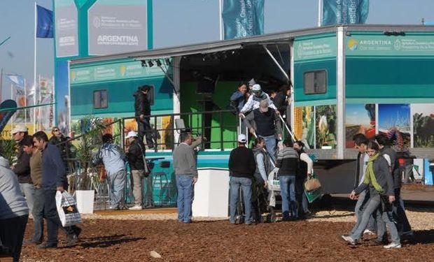 Una vez más, MAGyP estará presente con su stand en AgroActiva.