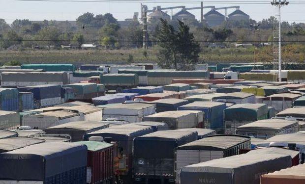 Llegaron al puerto 59.573 vehículos.