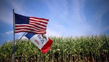 Estados Unidos: el maíz ya ingresó en su etapa crítica