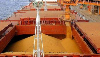 Exportaciones de maíz: casi 4 millones de toneladas