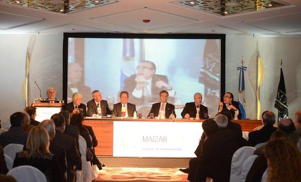 La Asociación Maíz y Sorgo Argentino (MAIZAR) celebra su décimo aniversario en el marco de su Congreso anual 2014.