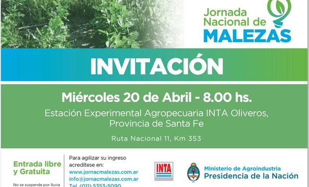 El 20 de abril se realiza la segunda Jornada Nacional.
