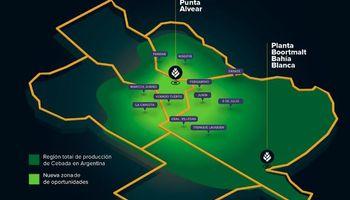 El plan del líder mundial de malta para repoblar de cebada el centro argentino: qué ofrecen