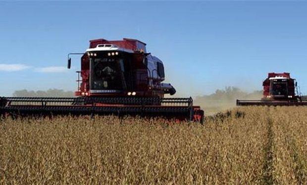 Brasil saca más ventaja en la renovación de cosechadoras