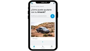 Amarok incorpora el manual cognitivo