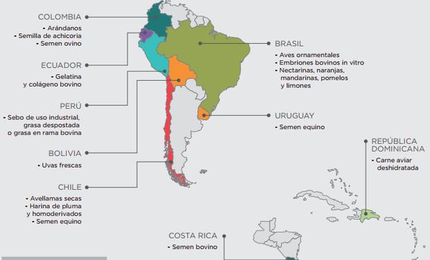 Fuente: Secretaría de Mercados Agroindustriales