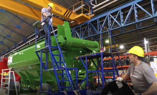 Argentina contará con el primer laboratorio de maquinaria agrícola de Latinoamérica