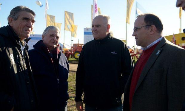 """""""Argentina es líder en muchos rubros de la maquinaria"""", destacó el jefe de Gabinete del Ministerio de Agroindustria de la Nación, Guillermo Bernaudo."""
