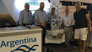 La maquinaria agrícola argentina, presente en una expo de punta