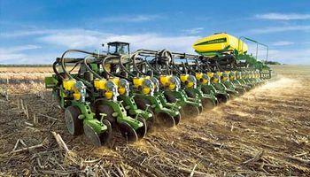 La maquinaria agrícola desembarca en África