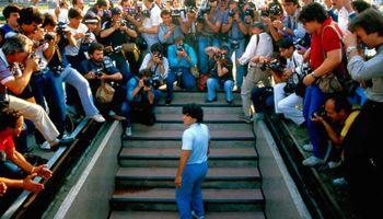 Mapa: así se multiplicaron los homenajes a Maradona en el mundo