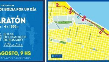Faltan 10 días para la Maratón Solidaria que organiza la BCR por sus 130 años