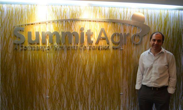 Marcos Mares, Director Comercial Summit Agro