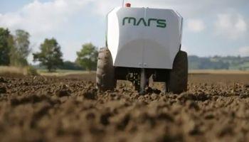 Video: así funciona un enjambre de mini robots MARS para siembra