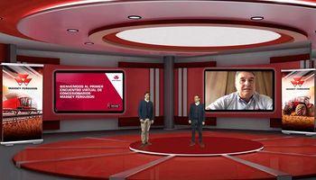 """Massey Ferguson realizó su primer Encuentro Virtual de Concesionarios: """"Sin duda saldremos fortalecidos"""""""