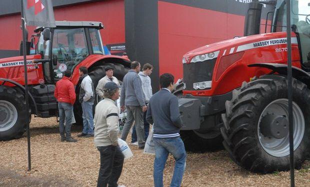 Massey Ferguson llevará los tractores 2600, 4200 y 7000 que son los equipos de alta potencia.