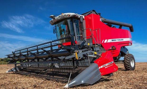 Se lucirá con el lanzamiento de su nueva línea de cosechadoras.