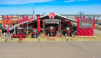 Expoagro Digital: Massey Ferguson pone a disposición un equipo completo de especialistas