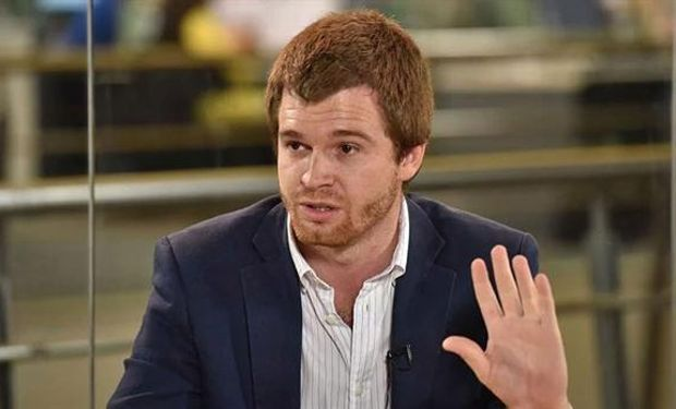 Nicolás Massot, jefe de bloque de Cambiemos en Diputados.