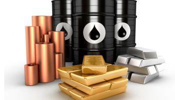 Precios globales de los commodities permanecerán débiles en 2016