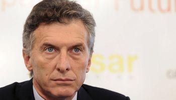 Macri negó acuerdo opositor