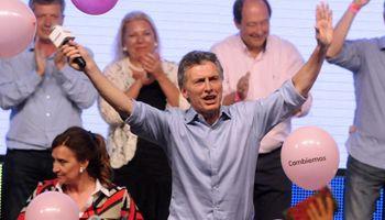 Mauricio Macri es el nuevo presidente de todos los argentinos