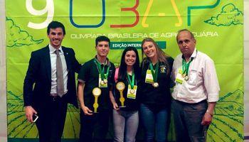 Escuelas rurales de Argentina recibieron tres medallas de oro en olimpiadas internacionales