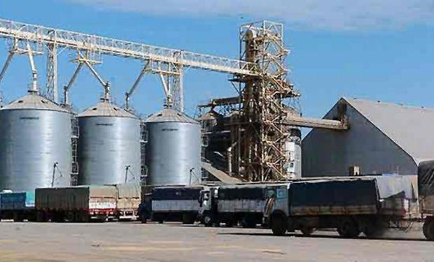 """En la región portuaria de la ciudad de Rosario, """"el ingreso de camiones se ha ido cortando"""", indicó Guillermo Wade, gerente de la Cámara de Actividades Portuarias y Marítimas (CAPyM)."""