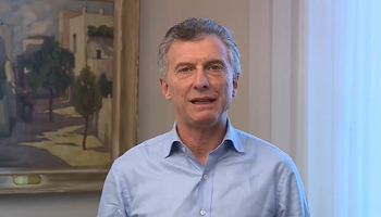 """El mensaje de Macri por los 30 años de Aapresid: """"Sigamos potenciando al agro argentino"""""""