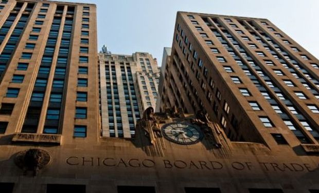Pocas variaciones en el mercado de Chicago.