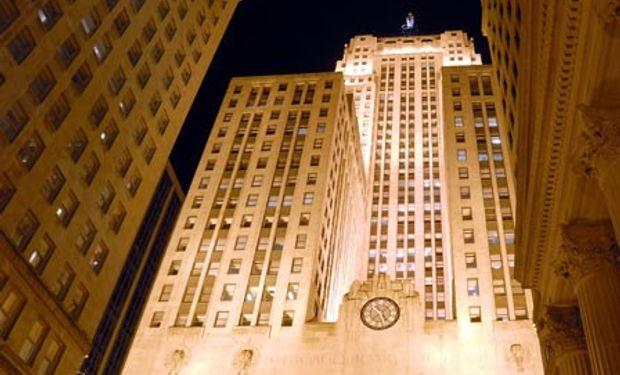Bajas para arrancar la semana en Chicago