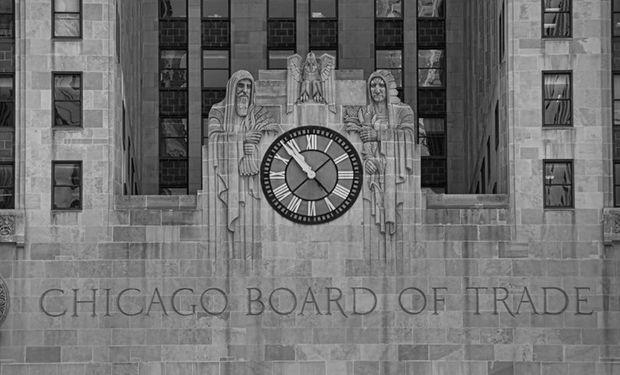 Luego de las fuertes subas, algunas bajas en Chicago