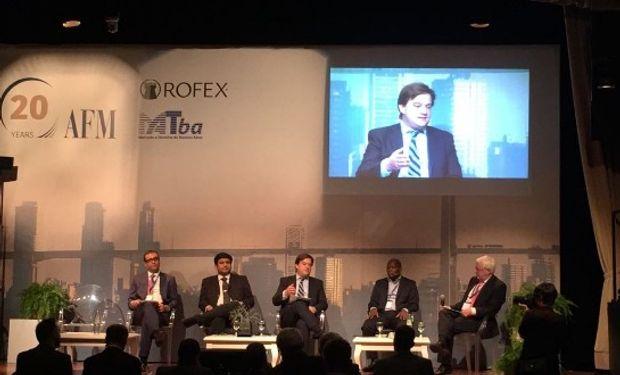 Conferencia Internacional de Mercados de Futuros.