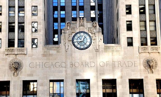 La semana arranca con subas en Chicago