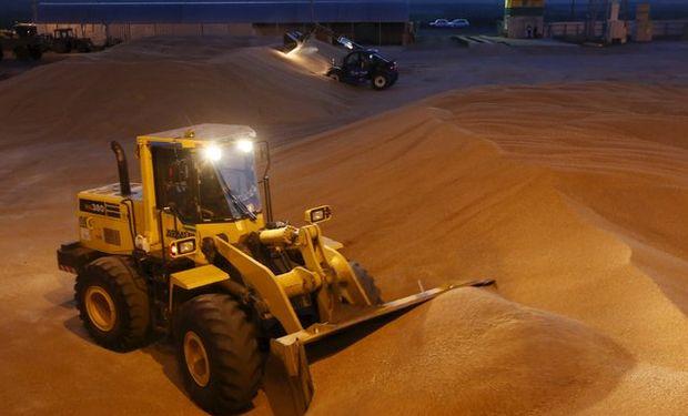 Prevén precios en baja para el maíz, la soja y el trigo durante 2016.