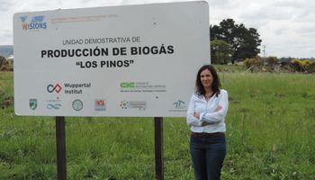 Comunidad Los Pinos: generan energía con desechos agropecuarios