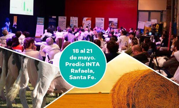 El encuentro se realizará del 18 al 21 de mayo en el predio del INTA Rafaela.