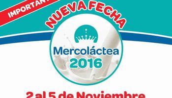 Nueva fecha para Mercoláctea 2016