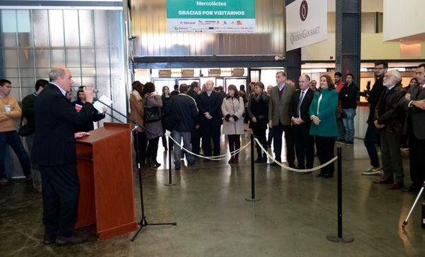 Se realizó el acto de inauguración oficial de Mercolactea.