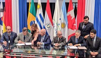 El Mercosur intentará lograr un Tratado de Libre Comercio con Canadá